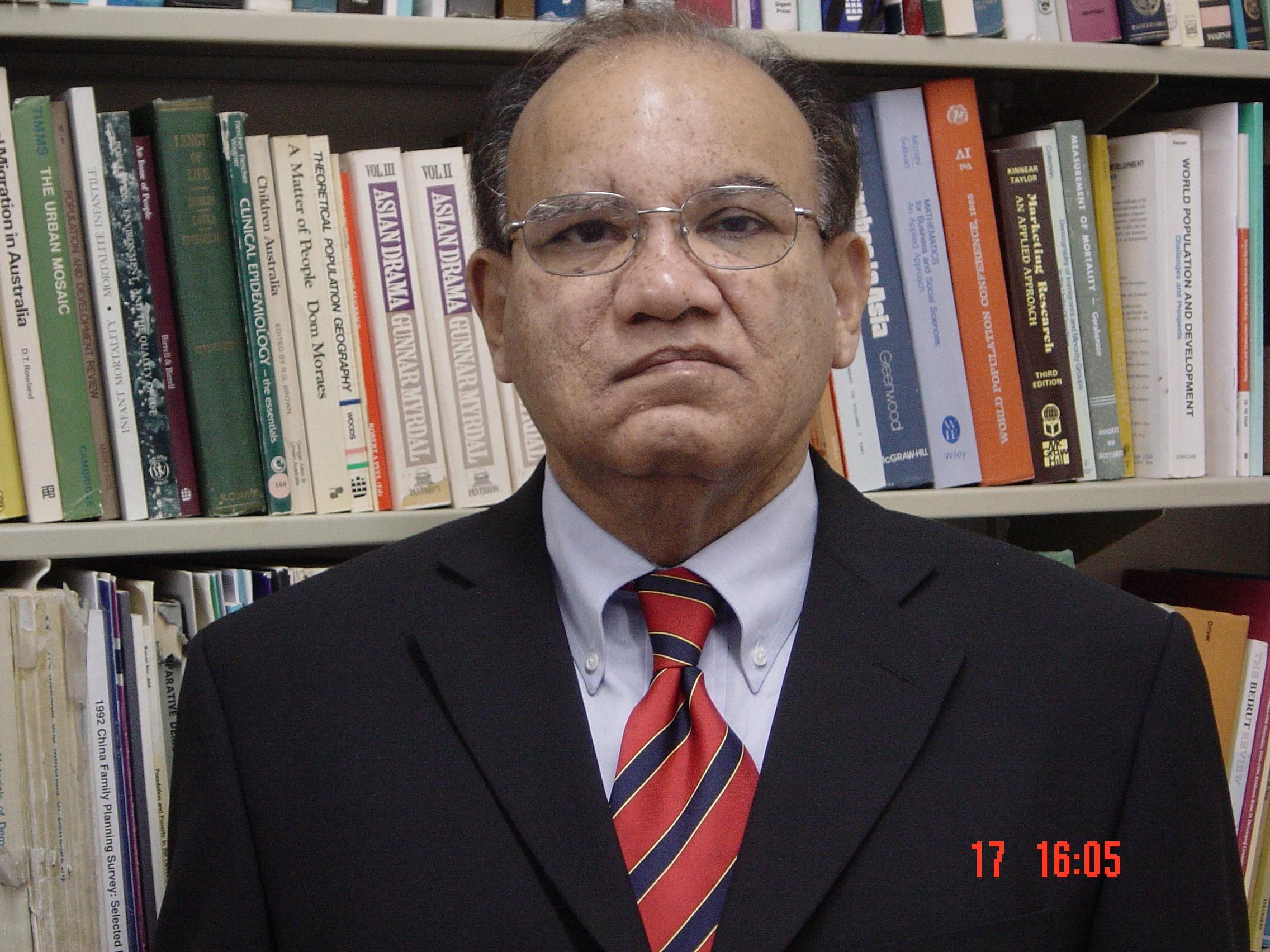 Photo of Farhat Yusuf