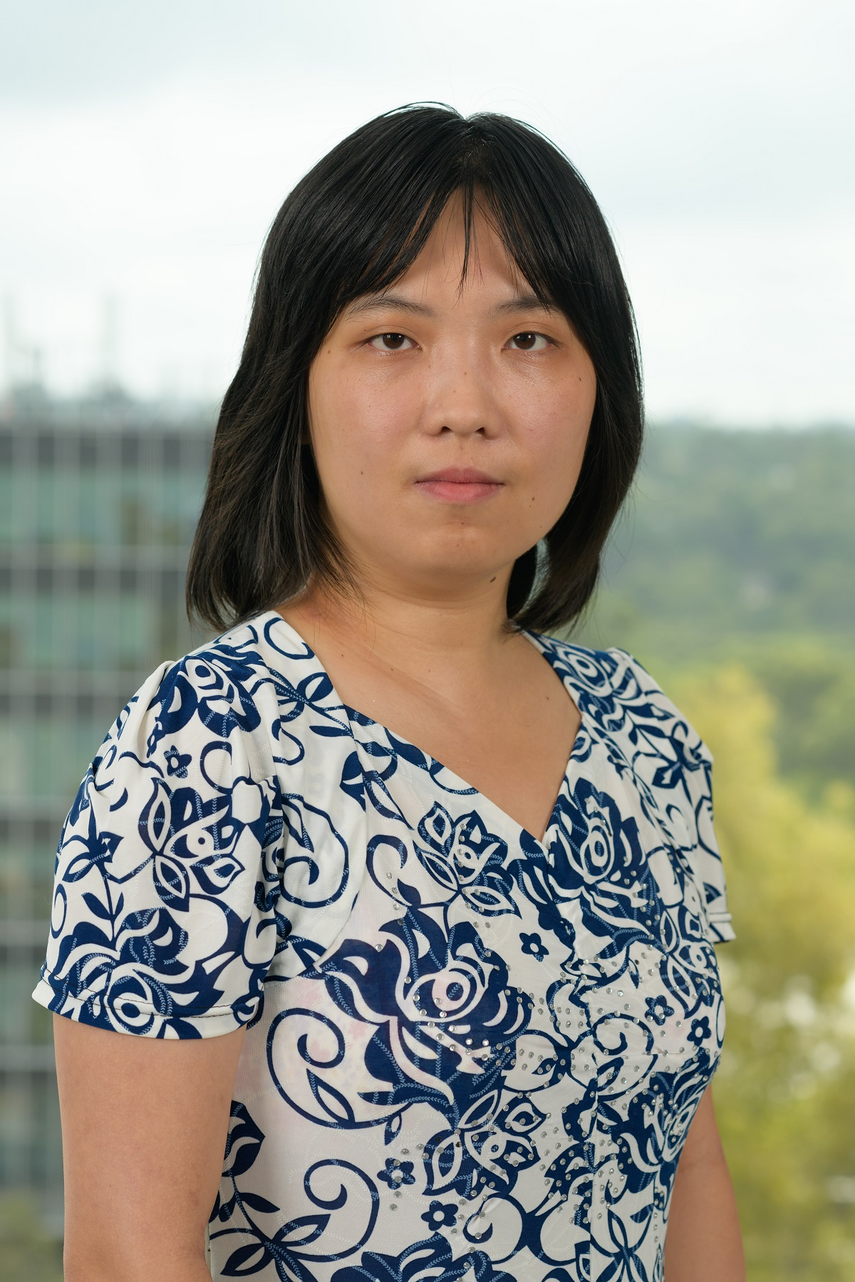 Photo of Kathleen Yin