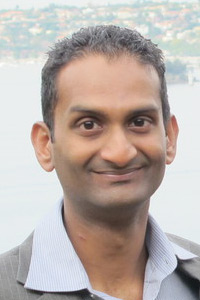 Photo of Hari Raju