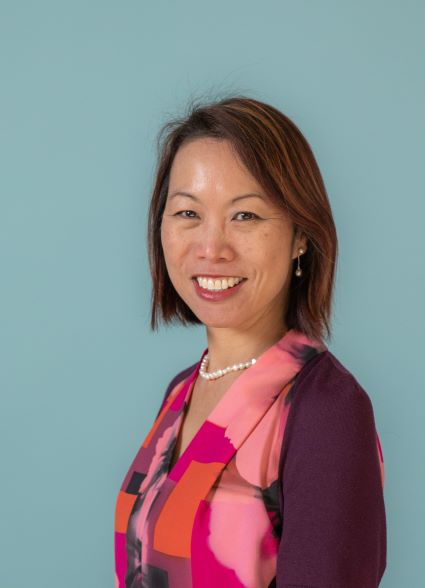 Photo of Juliet Lum