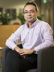 Photo of Michael Sheng