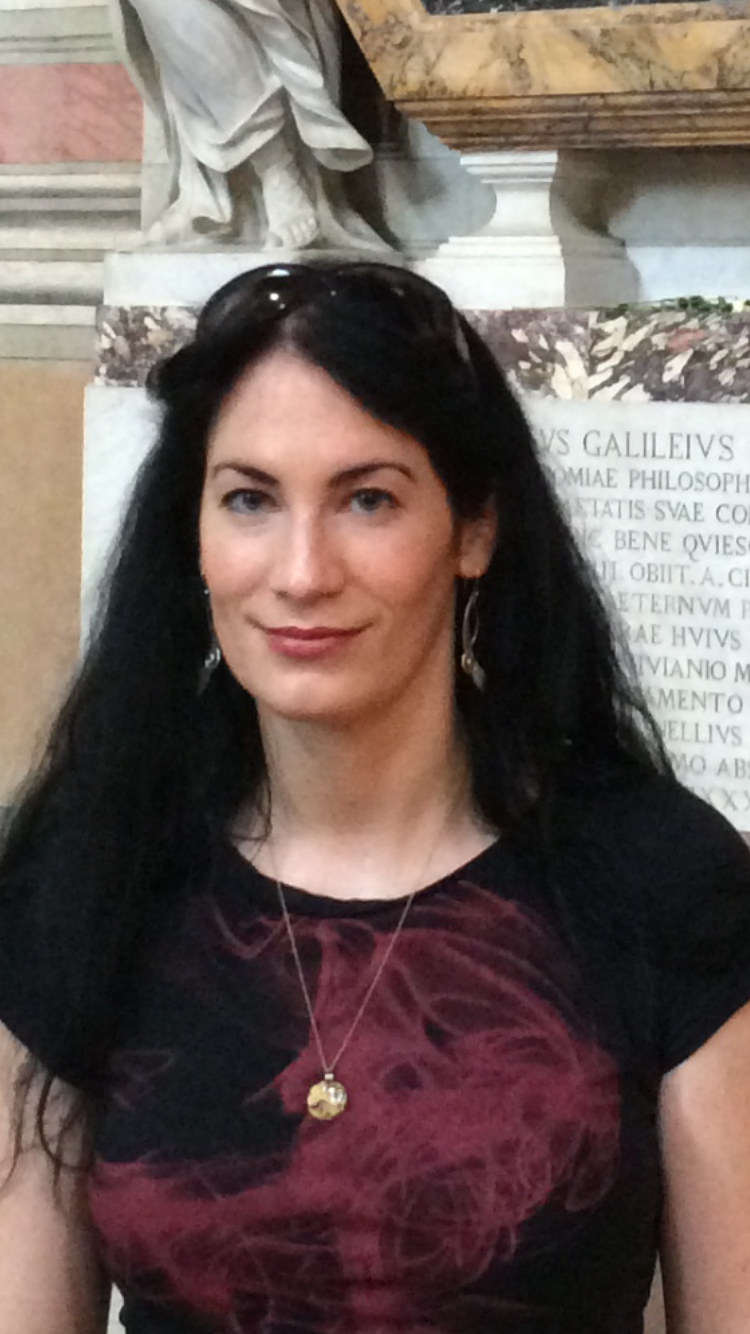 Photo of Jessica Monaghan