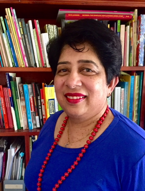 Photo of Manjula Waniganayake
