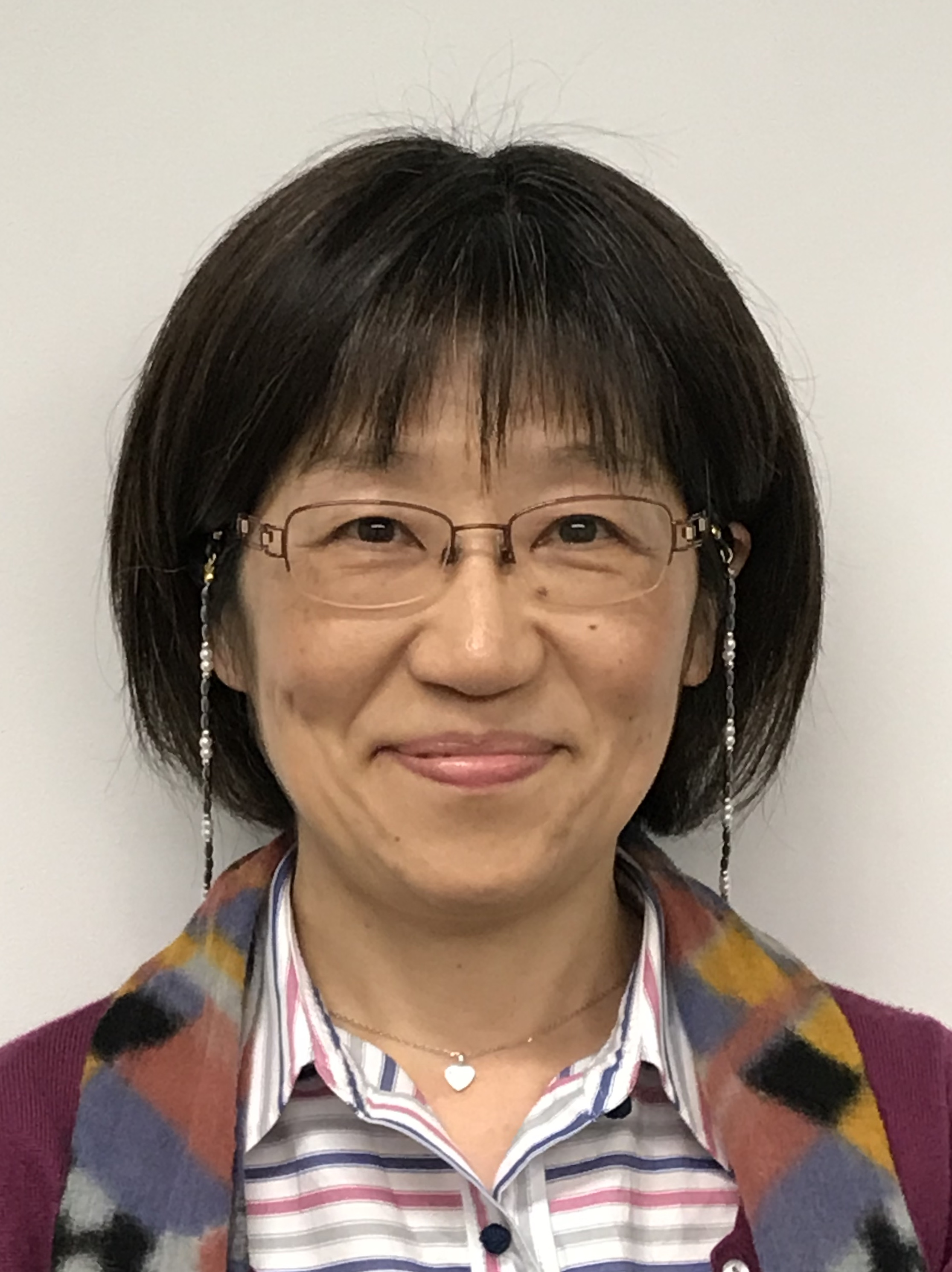Photo of Kayo Nakazawa